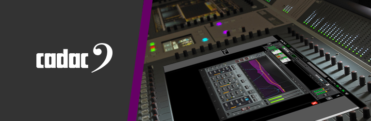Plugins for Cadac Consoles | Waves