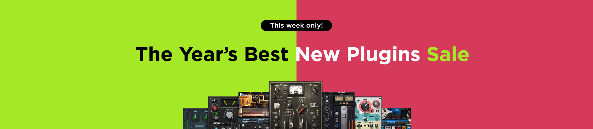 New Plugins Sale