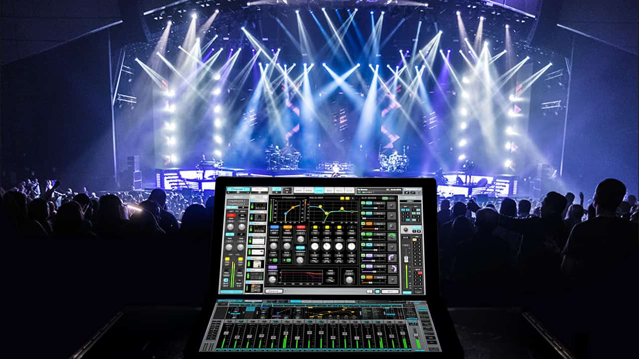 eMotion LV1 Live Mixer Training