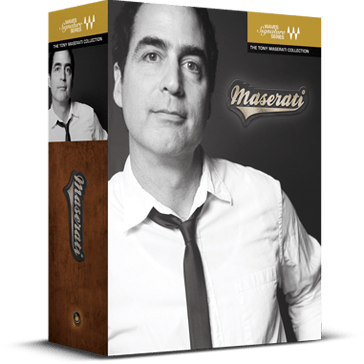 Tony Maserati Artist Signature Series | Bundles | Waves
