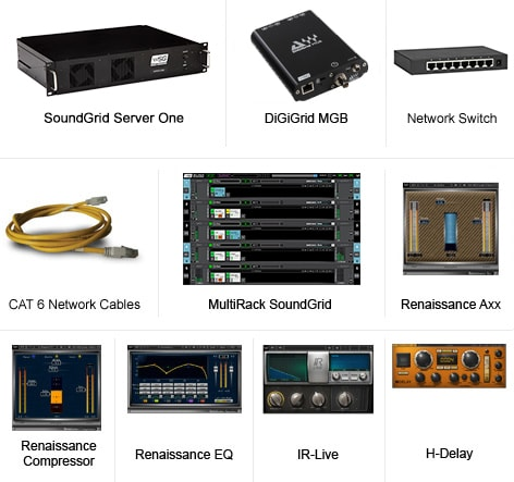 DiGiGrid MGB + Server One System