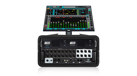 eMotion LV1 Complete Live Mixing System