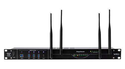 WRC-1 V2 WiFi Stage Router