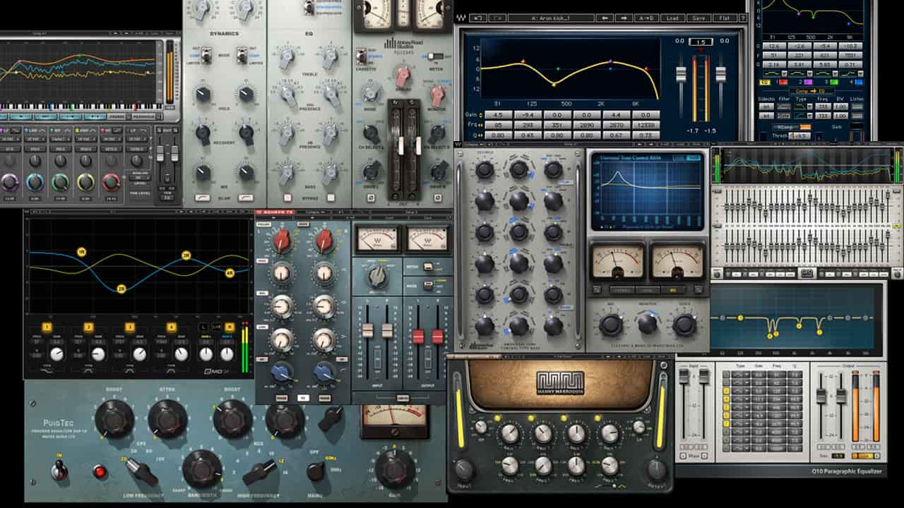 EQ Plugins | Waves