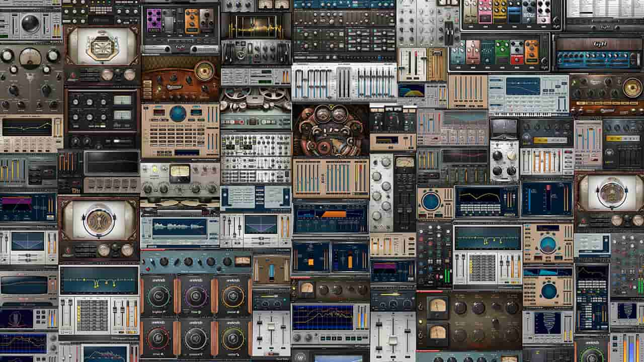 All Plugins Waves