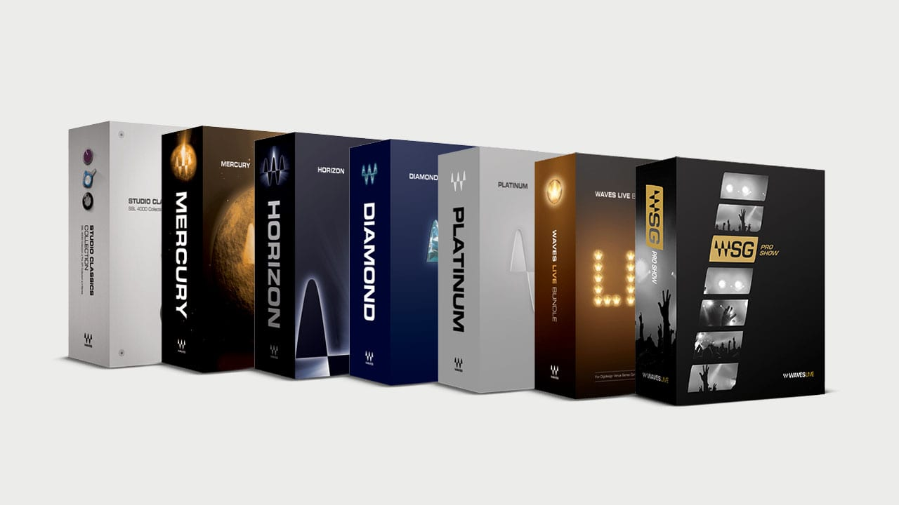 Premium Plugin Bundles | Waves