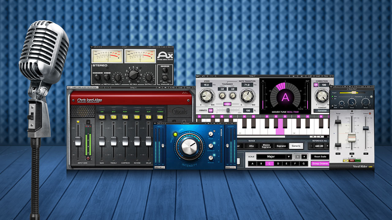Electronic Signature Free >> Plugins for Vocals | Waves