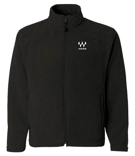 Waves Fleece Jacket