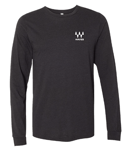 Waves Long-Sleeved T-Shirt