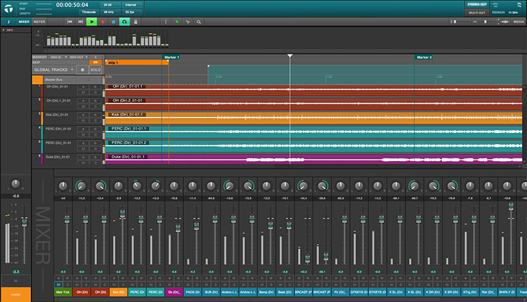 Tracks Live Multitrack Recording Software Waves