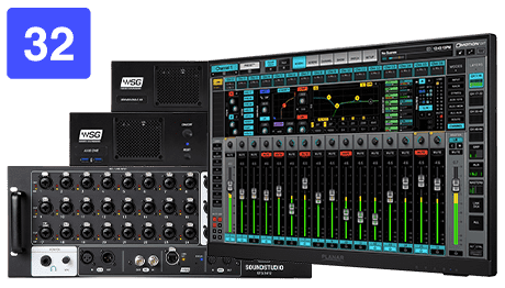 32-Channel LV1 System