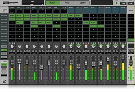 SoundGrid Studio Application
