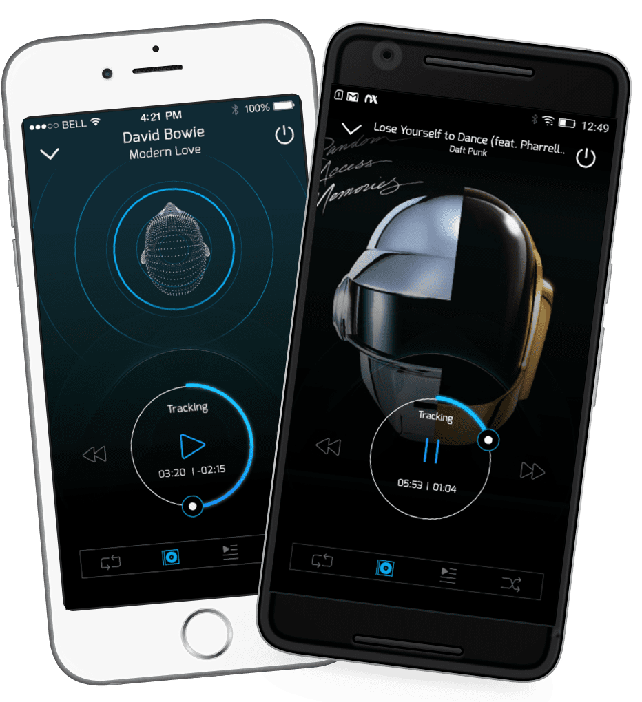 Nx – 3D Audio App For Mobile