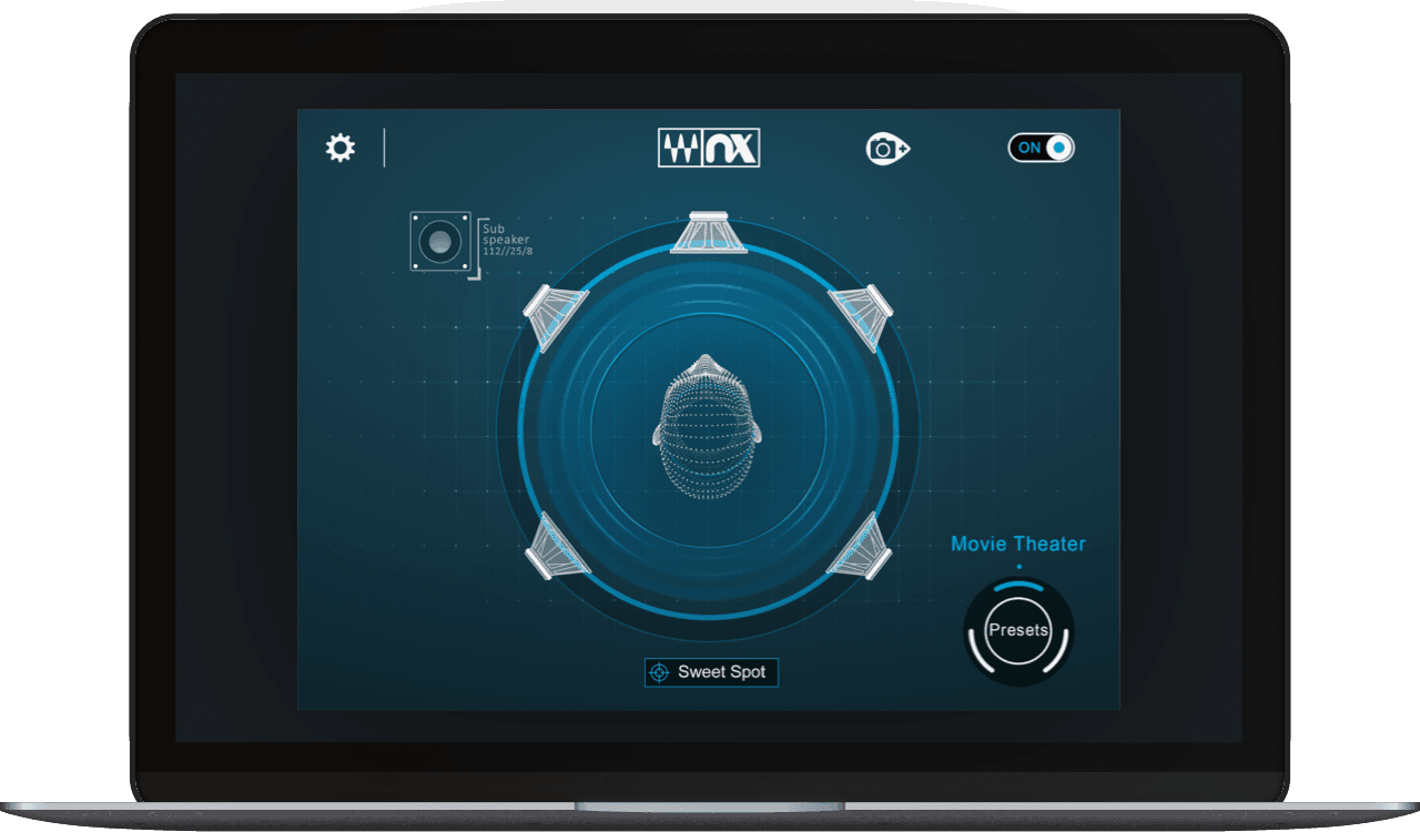 Nx – 3D Audio App for Windows and Mac | Waves