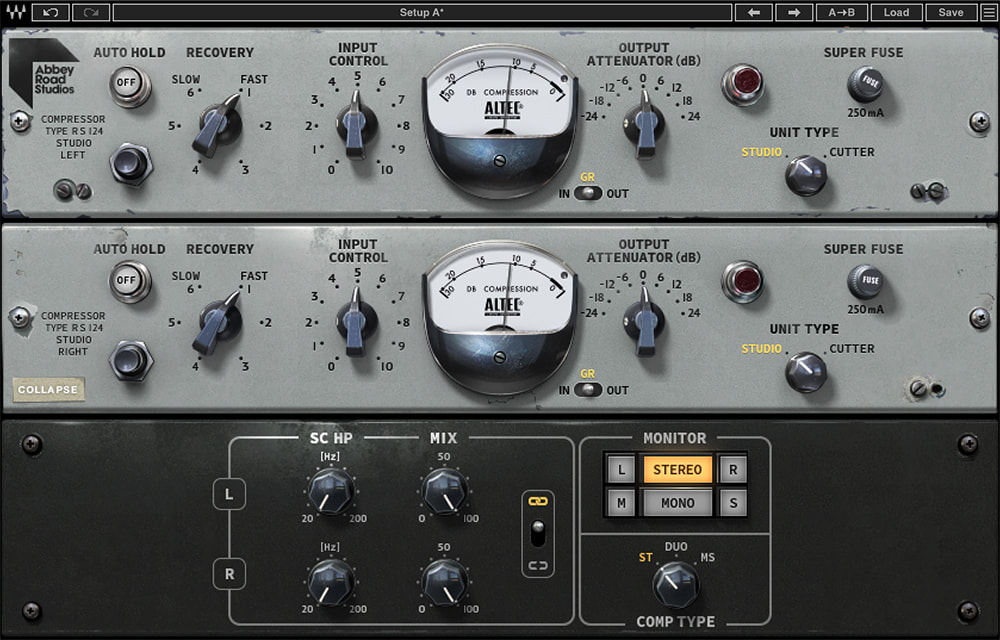 Abbey Road RS124 plugin