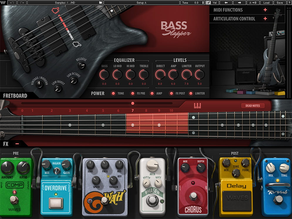 good bass guitar vst