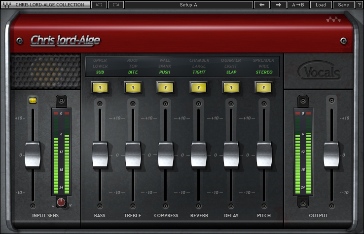 Mixing Vocals With Waves Plugins