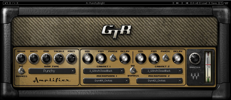 Waves gtr3 native software only digital download waves audio.