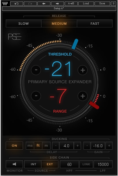 Primary Source Expander