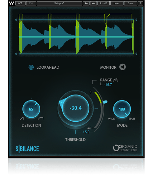 Waves De Esser : sibilance transparent vocal deesser plugin waves ~ Russianpoet.info Haus und Dekorationen