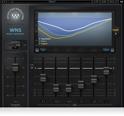 WNS Waves Noise Suppressor