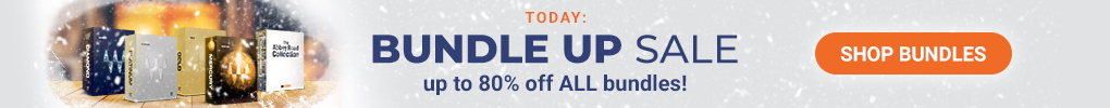 Bundle Up Sale - Up to 80% Off