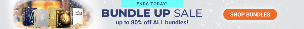 ENDS TODAY! - Bundle Up Sale - Up to 80% Off
