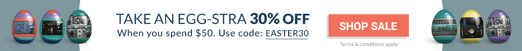 Easter Sale 2019 - Extra 30% Off