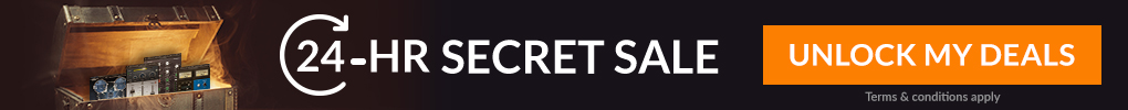 24 Hour Secret Sale