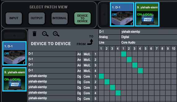 How to Stream Audio between Your DAW and a SoundGrid Interface