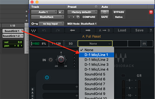 How to Use SoundGrid Studio for Real-Time Monitoring & Plugin Offload