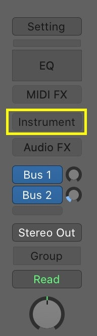 Search for OVox in the Instrument slot plugins list