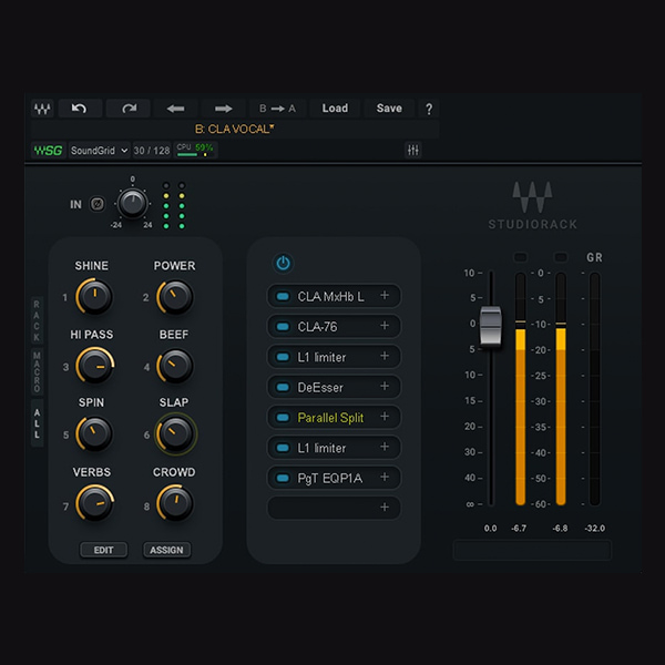 How to Simplify Parallel Compression for Vocals