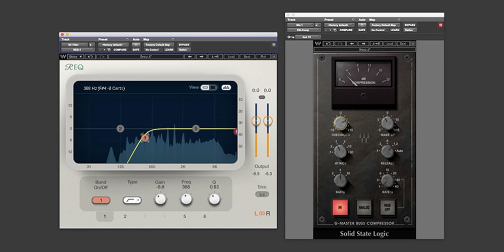 how to set up a sidechain filter for any compressor plugin in a mix sidechaining pro user tips