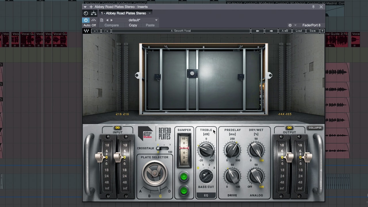 Mixing Vocals with Waves Plugins in Studio One – Reverb