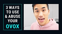 Andrew Huang: 3 Ways to Use & Abuse the OVox Vocal Plugin