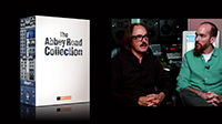 Butch Vig and Billy Bush on the Abbey Road Collection