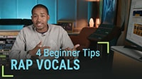 4 Beginner Tips for Producing Rap Vocals