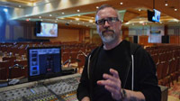 Mixing Garbage Live with Brad Divens