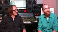 Butch Vig and Billy Bush on Mixing Garbage