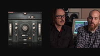 Butch Vig and Billy Bush on the Abbey Road Reel ADT Plugin