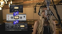 CLA Classic Compressors Shootout: Vocals