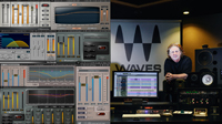 Dave Pensado on Mixing with Waves Plugins