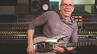 Devin Townsend Guitar Session with Waves Effects