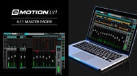 eMotion LV1 Tutorial 4.11: Mixer Window – Master Fader