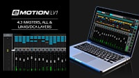 eMotion LV1 Tutorial 4.3: Mixer Window Layers – Masters, All & DCA/Links Layers