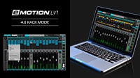 eMotion LV1 Tutorial 4.8: Mixer Window – Rack Mode