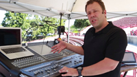 Mixing Live with Plugins: FOH Jeff Sandstrom