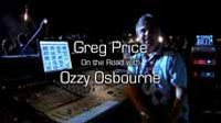 Greg Price - On the Road with Ozzy Osbourne