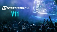 eMotion LV1 Live Mixer – V11 Update 2019